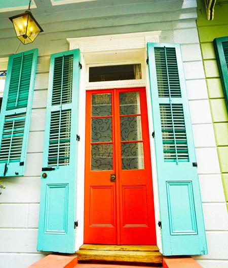 French Quarter New Orleans Houses