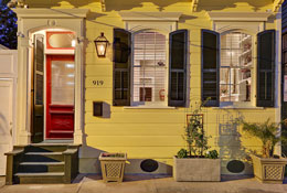 Marigny New Orleans Houses