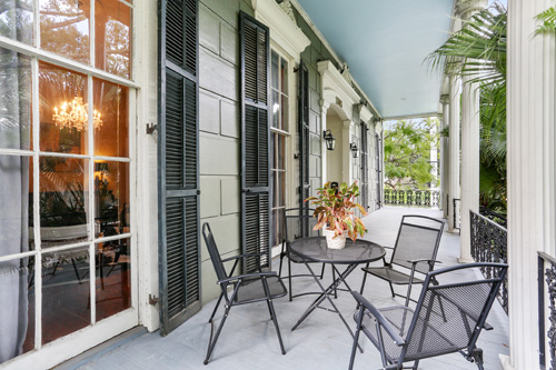 What did that New Orleans home sell for